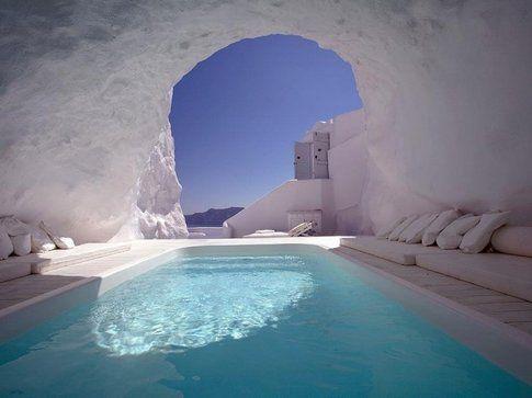 Katikies Hotel a Santorini