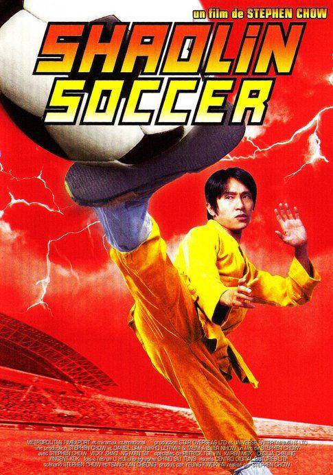 Locandina di Shaolin Soccer - foto Movieplayer.it