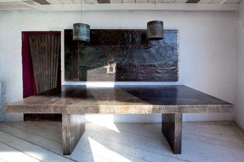 Costanza Algranti. tavolo F2. photo Zep Studio
