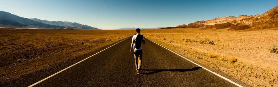 Paura di viaggiare da solo? Ecco come superarla