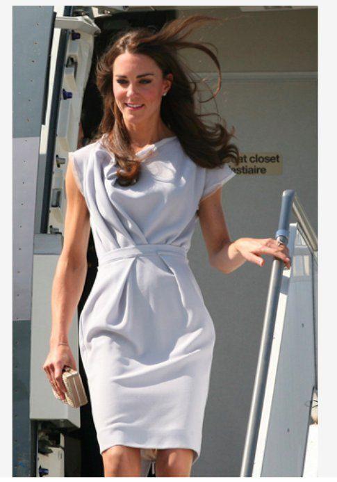 Kate Middleton super magra sceglie un abito che la valorizza al meglio! - DRepubblica