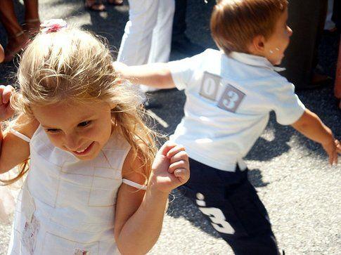 Bimbi che giocano - Foto: Enrico Strocchi via Flickr