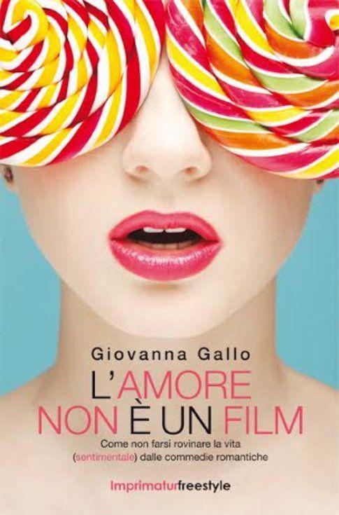 """Copertina di """"L'Amore non è un film"""" - immagine da Giovanna Gallo"""