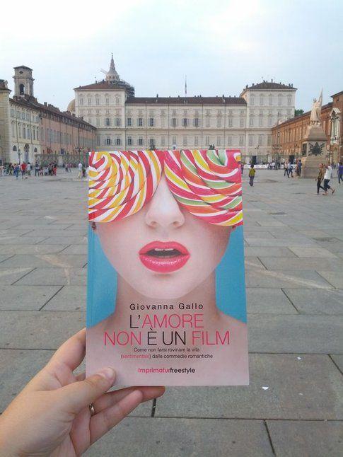 """""""L'Amore non è un film"""" - immagine da Giovanna Gallo"""