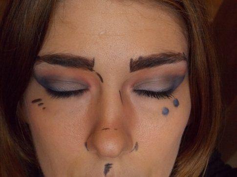 Dettaglio del Make-up
