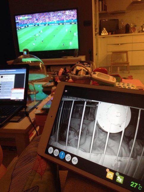 EyeOnBaby Monitor - Dlink