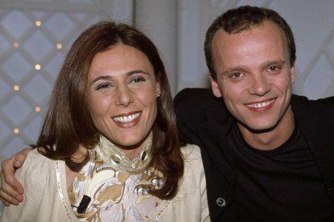 Gigi D'Alessio e Carmela Barbato