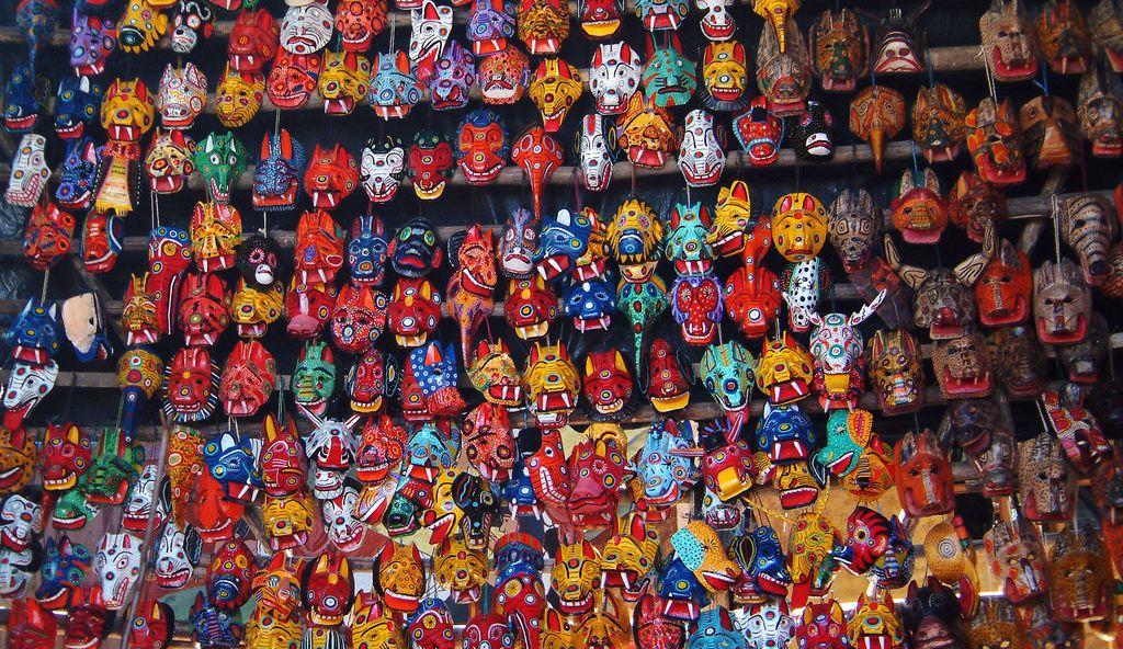 Viaggio in Guatemala: il mercato di Chichicastenango