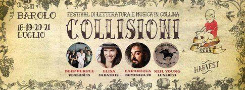 Collisioni Festival - foto Facebook Collisioni Festival