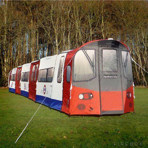Tenda da campeggio - Firebox