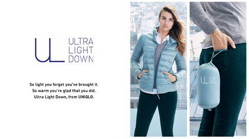 Uniqlo - Ultra Light Down