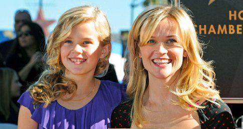 Reese Witherspoon e sua figlia Ava
