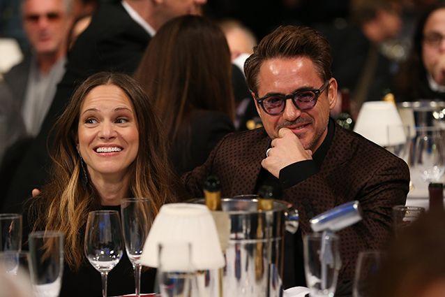 Eva Mendes e Robert Downey Jr aspettano un bambino