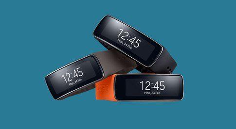 Gear Fit di Samsung