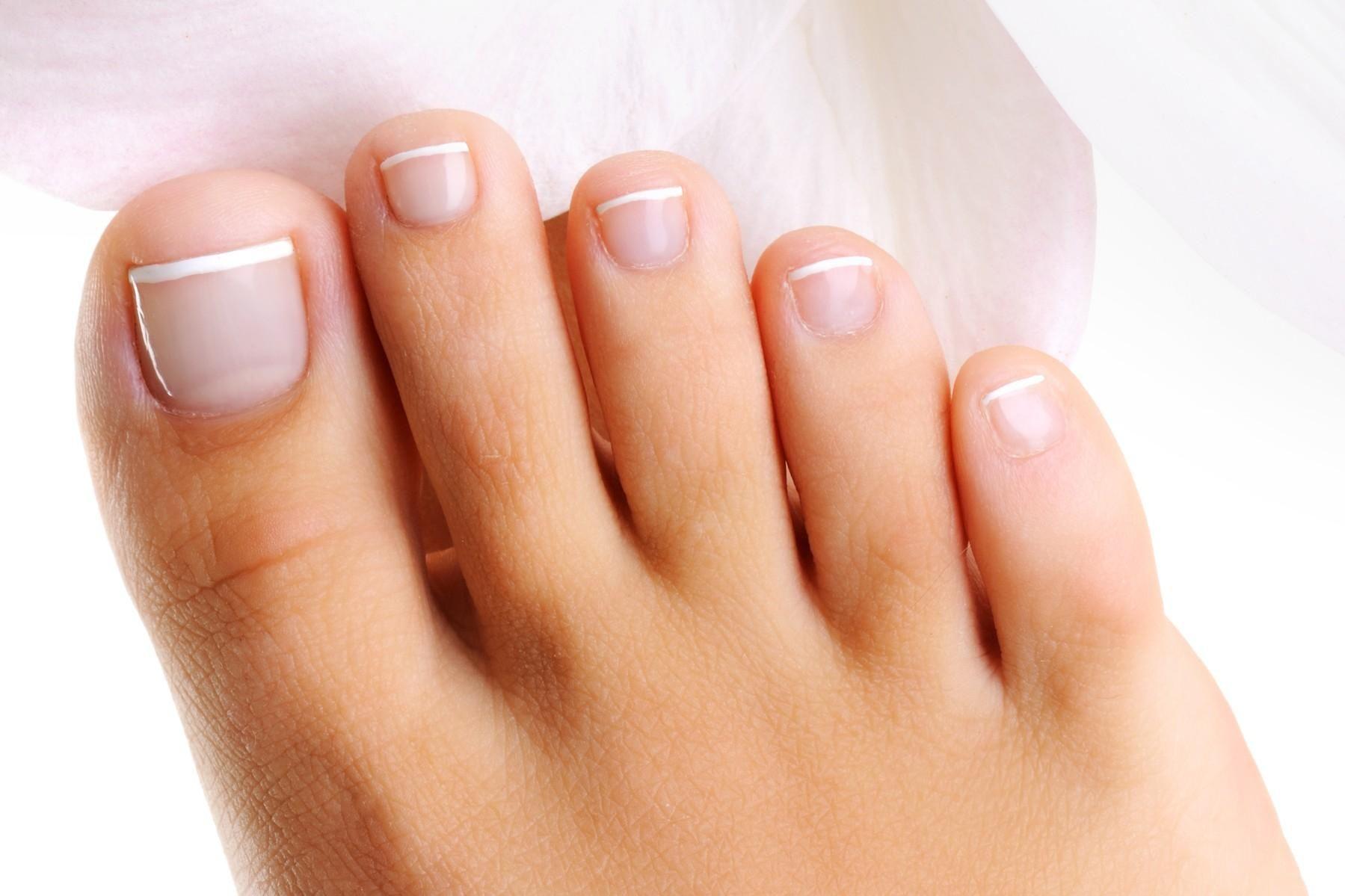 Pedicure: come tagliare le unghie dei piedi