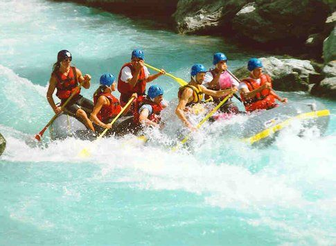 Rafting - Photocredit www.bestholiday.it