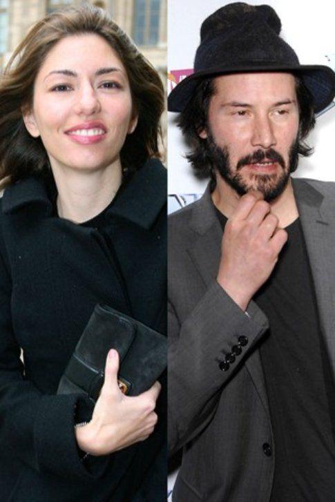 Sofia Coppola e Keanu Reeves