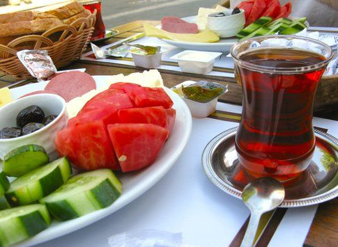 La colazione turca - foto di Elisa Chisana Hoshi