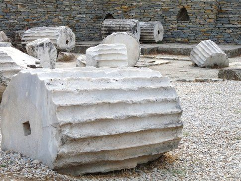 Le rovine al Tempio - foto di Elisa Chisana Hoshi