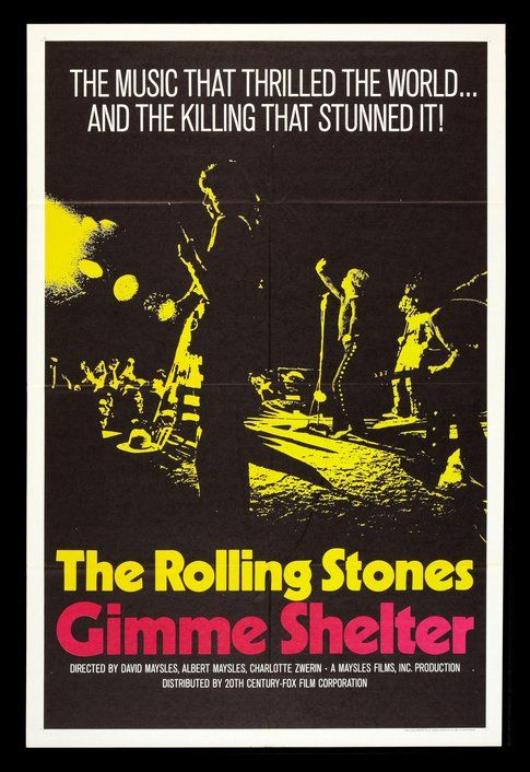 "Locandina di ""Gimme Shelter"" - foto Movieplayer.it"