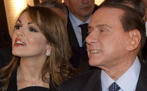 Pascale e Berlusconi