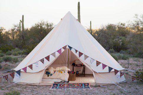 Tenda glamping di StoutTent