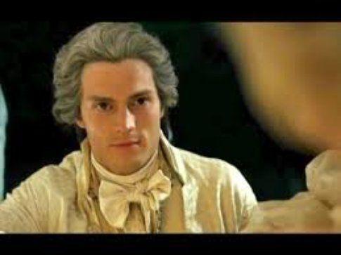 Jamie Dornan in Marie Antoinette
