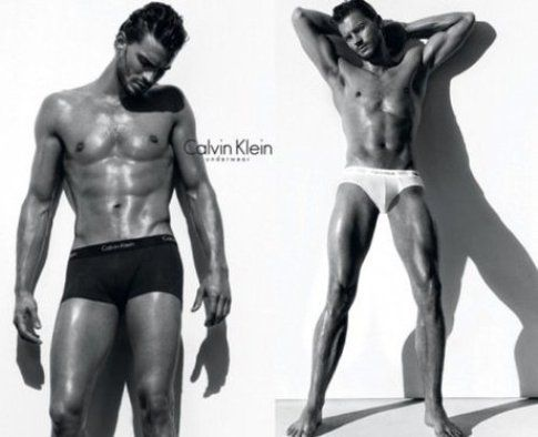 Jamie Dornan in mutande per Calvin Klein