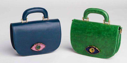 Federica Berardelli bags collection