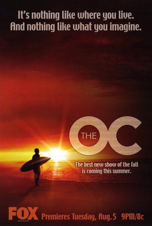 Manifesto di The OC - foto da movieplayer.it
