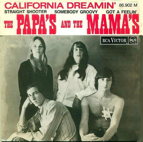 The Papa's and the Mama's - foto da Facebook fan page