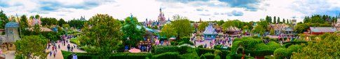 Disneyland Paris - by Cetus Cetus via Flick