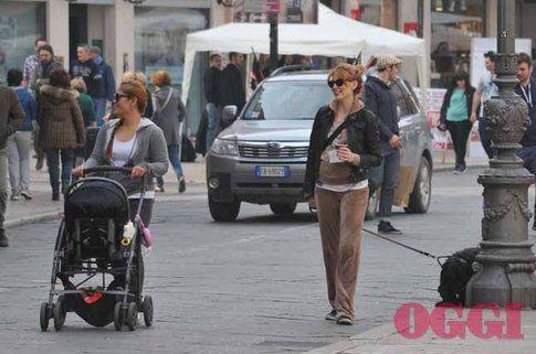 Marta Cecchetto incinta - foto Oggi