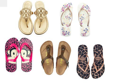 Flip Flops per la Spiaggia