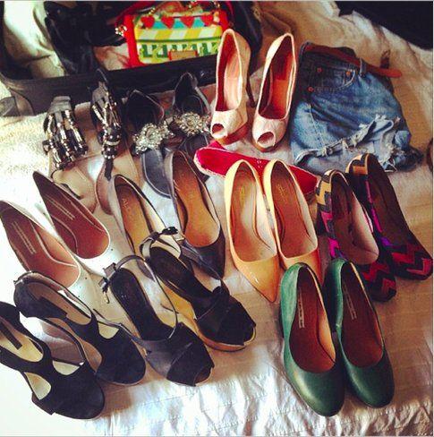 Scarpe, scarpe... quali scegliere?? -  Fonte: www.styleandtrouble.com