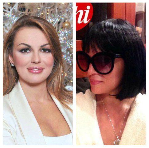 Francesca Pascale: prima e dopo