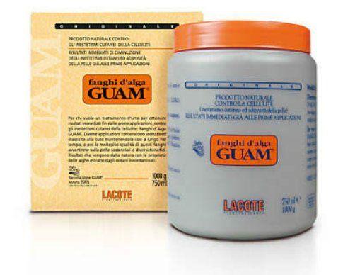 Alghe Guam anticellulite