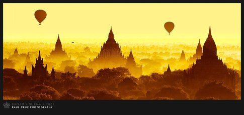 Bagan - Foto by Raul Cruz Photography