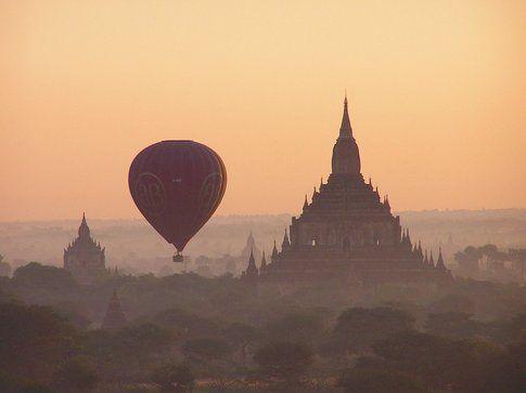 Bagan - Birmania