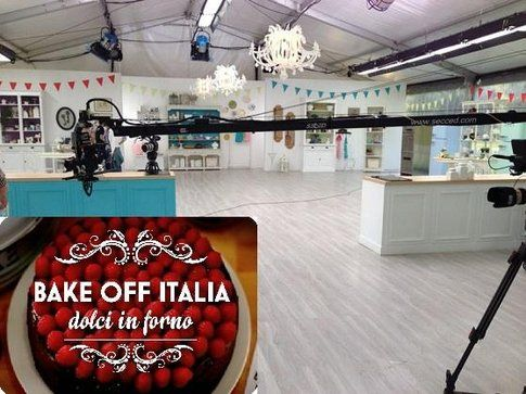 Bake off Italia - foto Facebook ufficiale