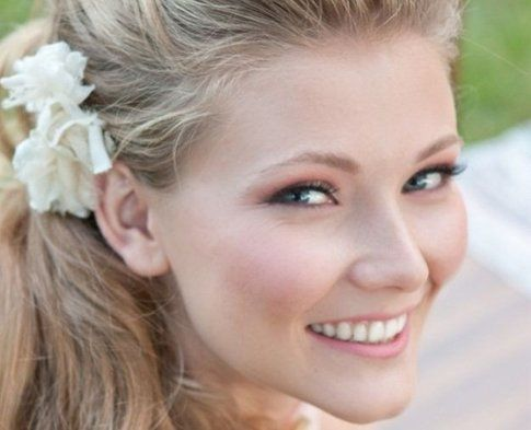 Trucco sposa: look romantico