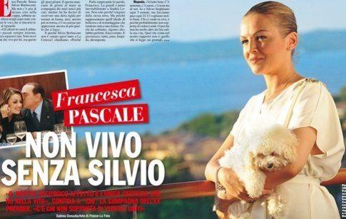 Francesca Pascale - Intervista settimanale Chi