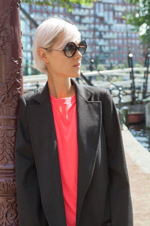 Linda Tol - fashion blogger