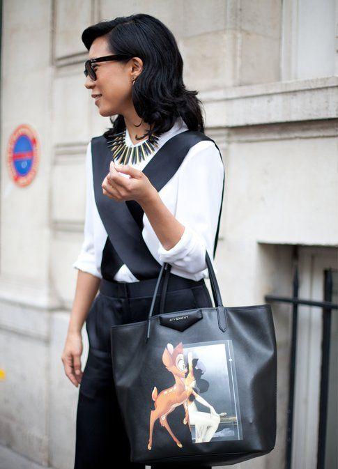 Givenchy Tote Bamby Bag- fonte : toontime.com
