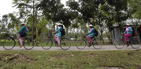 Info Lady Bangladesh