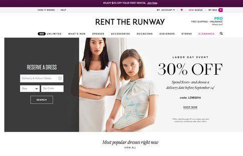 Renttherunway.com