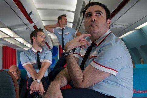 """Una scena del film """"Gli amanti passeggeri"""" - Foto: movieplayer.it"""