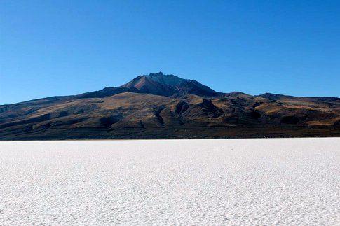 Il vulcano Tunupa
