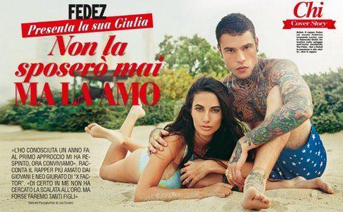 Fede e Giulia - Foto di Chi