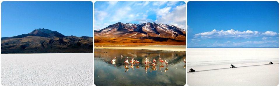 Il Salar de Uyuni in Bolivia: il deserto di sale più grande del mondo